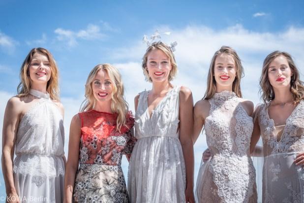 Lana Müller-Fashion Race Day 2019 auf der Rennbahn Hoppegarten