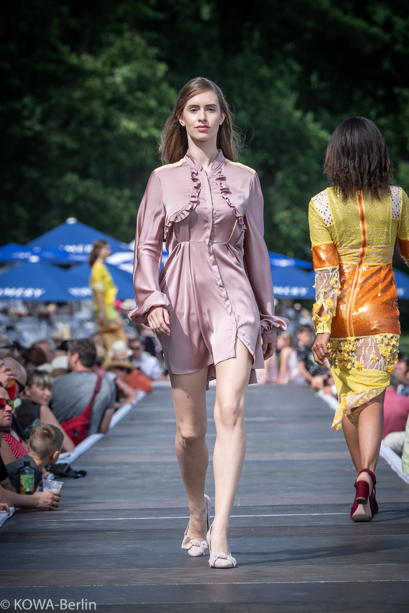 Marcel Ostertag Fashion Race Day 2019 auf der Rennbahn Hoppegarten