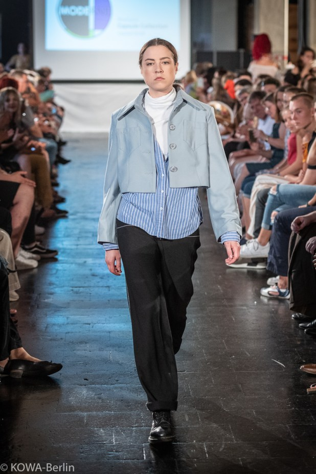 Louise Groß - Capsule Collection Modeschule Berlin-Abschlussmodenschau 2019