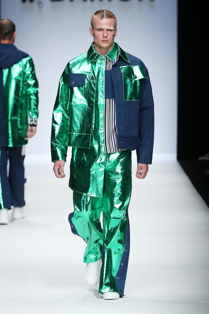 #DAMUR Modenschau Fashion Week Berlin