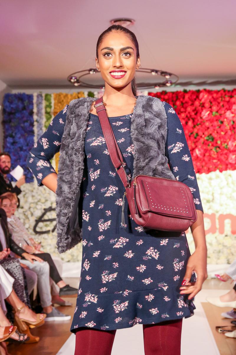 Impressionen der Ernsting's family Fashion Show Herbst Winter 2019