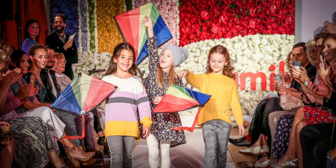 Ernsting's family Fashion Show Herbst Winter 2019