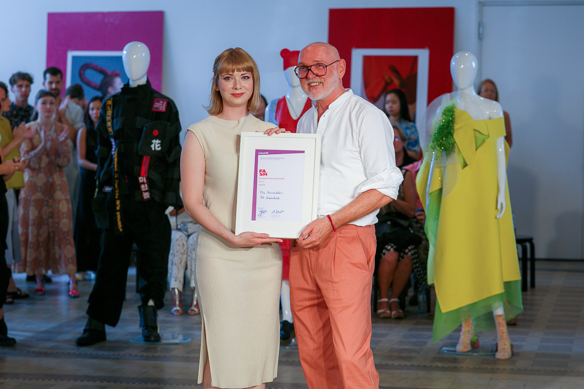 European Fashion Award FASH 2019