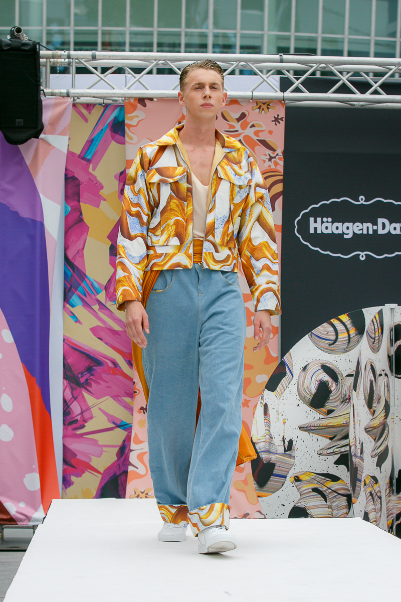 HÄAGEN-DAZS DESIGNED BY KILIAN KERNER: THE DESIGN OF EXTRÄORDINARY SHOW