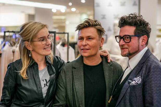 Dawid Tomaszewski Vogue Salon Spring Summer 2020