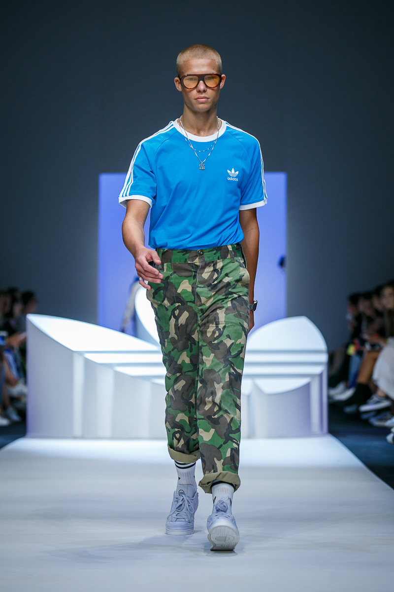 AYFW Adidas Show -ABOUT YOU Fashion Week
