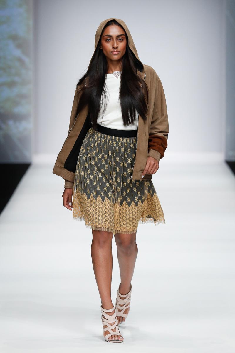 Sayana Ranjan Maisonnoée Spring Summer 2020 Fashion week GNTM