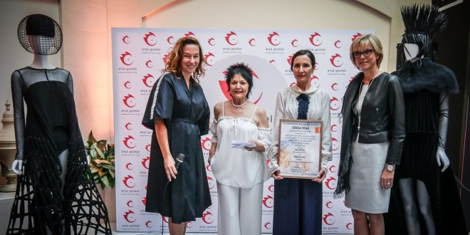 Otilia Vlad als Designerin des Jahres 2019/20