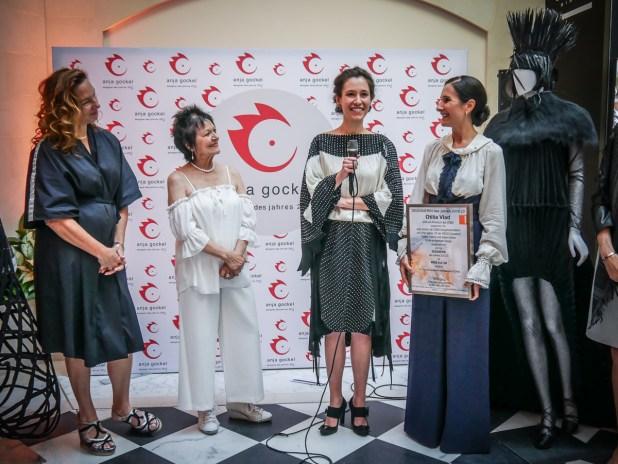 Otilia Vlad als Designerin des Jahres 2019/20 vom VDMD