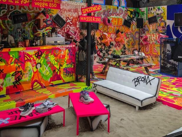 Bronx Show & Order Spring Summer 2020 MBWF Berlin