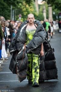 Kristine Krebs – schau19 udk modenschau 2019