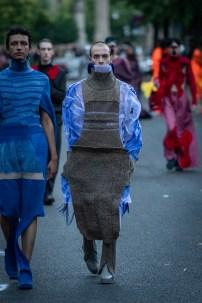 SCHAU19 – UdK Berlin inszeniert Modenschau als Festival auf der Straße des 17. Juni