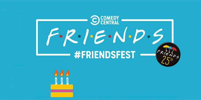 Comedy Central Friendsfest