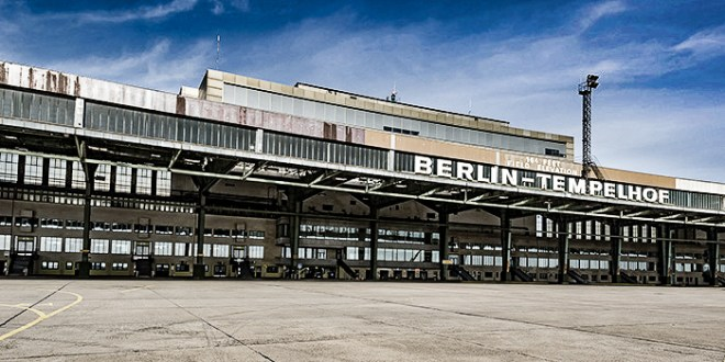 Flughafen Tempelhof vereint PANORAMA BERLIN, SELVEDGE RUN UND NEONYT - Fashion Week Berlin 2020