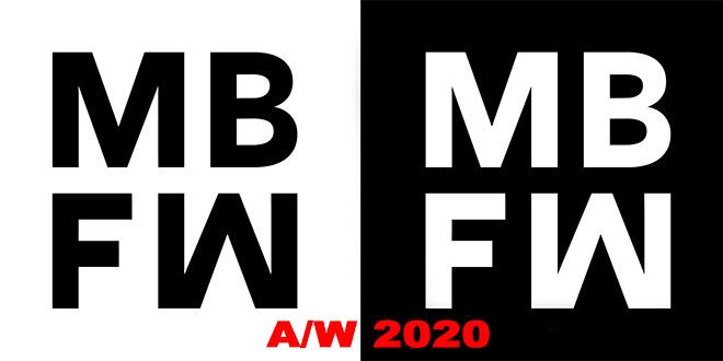 Mercedes-Benz Fashion Week Berlin 2020 im Kraftwerk Berlin MBFW Berlin AW20 / 21 - Schauenplan
