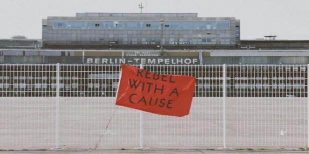 PANORAMA BERLIN Flughafen Tempelhof