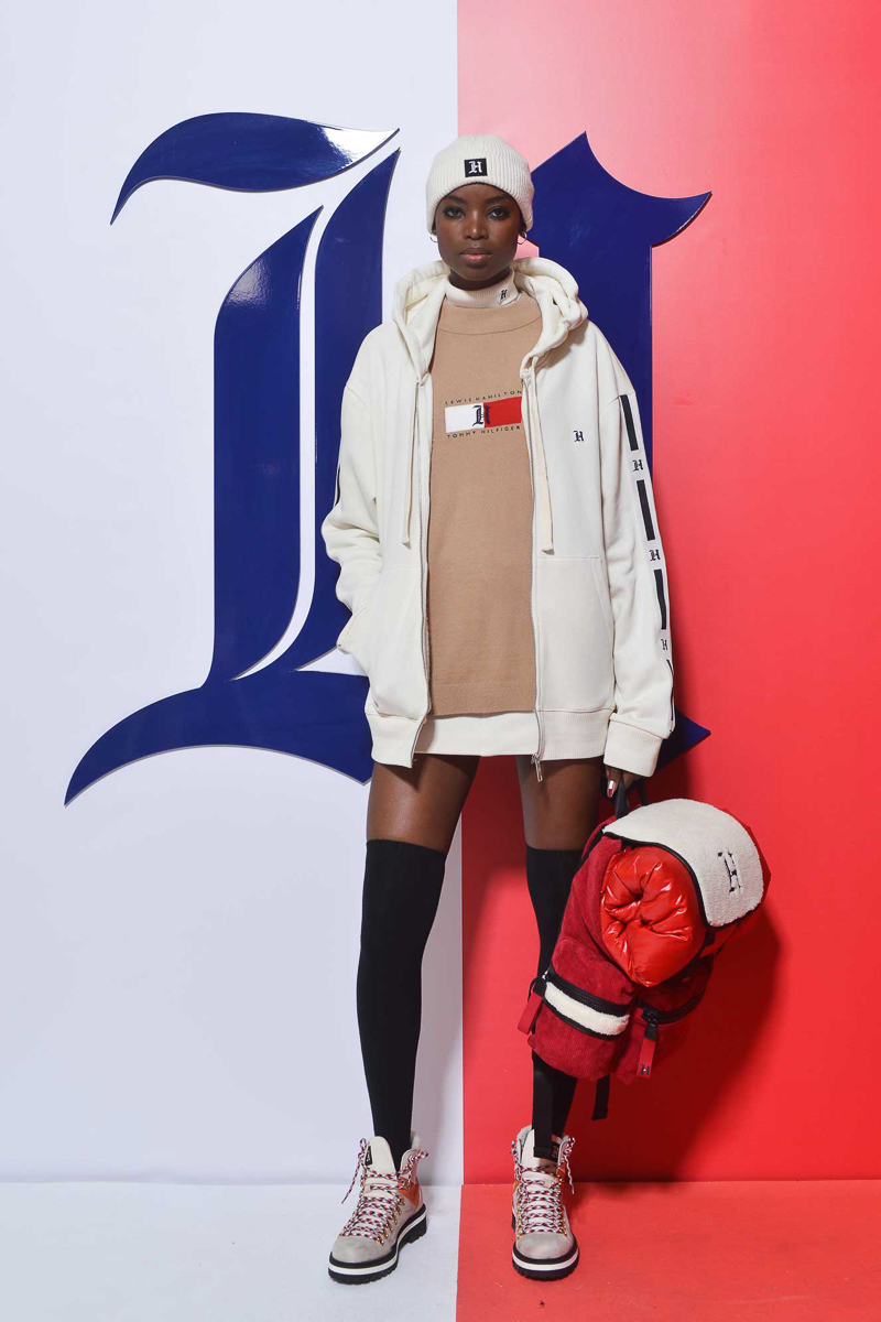 TOMMY X LEWIS Fall/Winter 2019