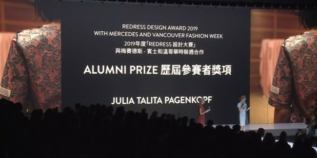 lia Talita Pagenkopf Vancouver Fashion Week