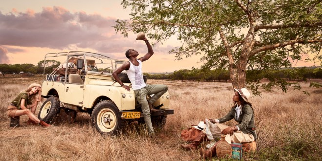 "Lambertz Fine Art-Kalender 2020 - ""African Moods"""