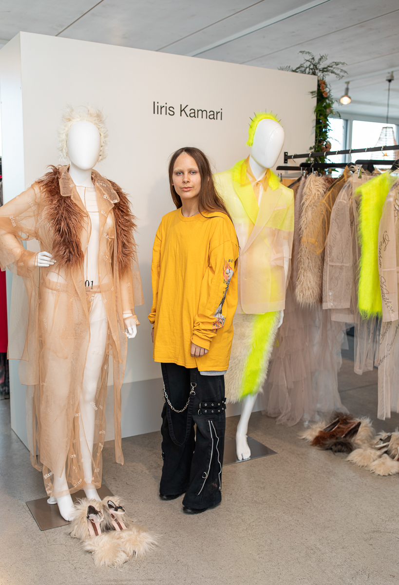 Iris Kamari H&M Design Awards 2020
