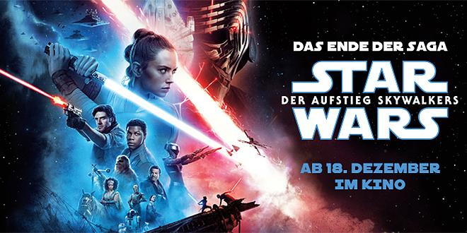 Star Wars: Der Aufstieg Skywalkers –  Exklusives Poster und Levi's Chewbacca Trucker Jacket