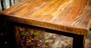 Holzmöbel kommen nie aus der Mode