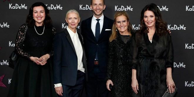 KaDeWe Berlin Eröffnungsfeier 2019 –  Das neue KaDeWe – die Reise geht weiter