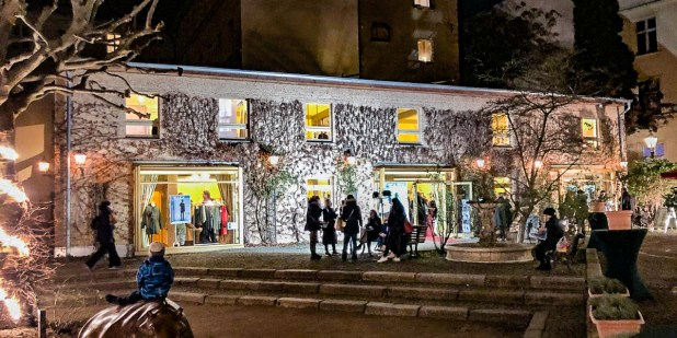 Fashion Exchange Showroom und Pop Up Store Herbst Winter 2020