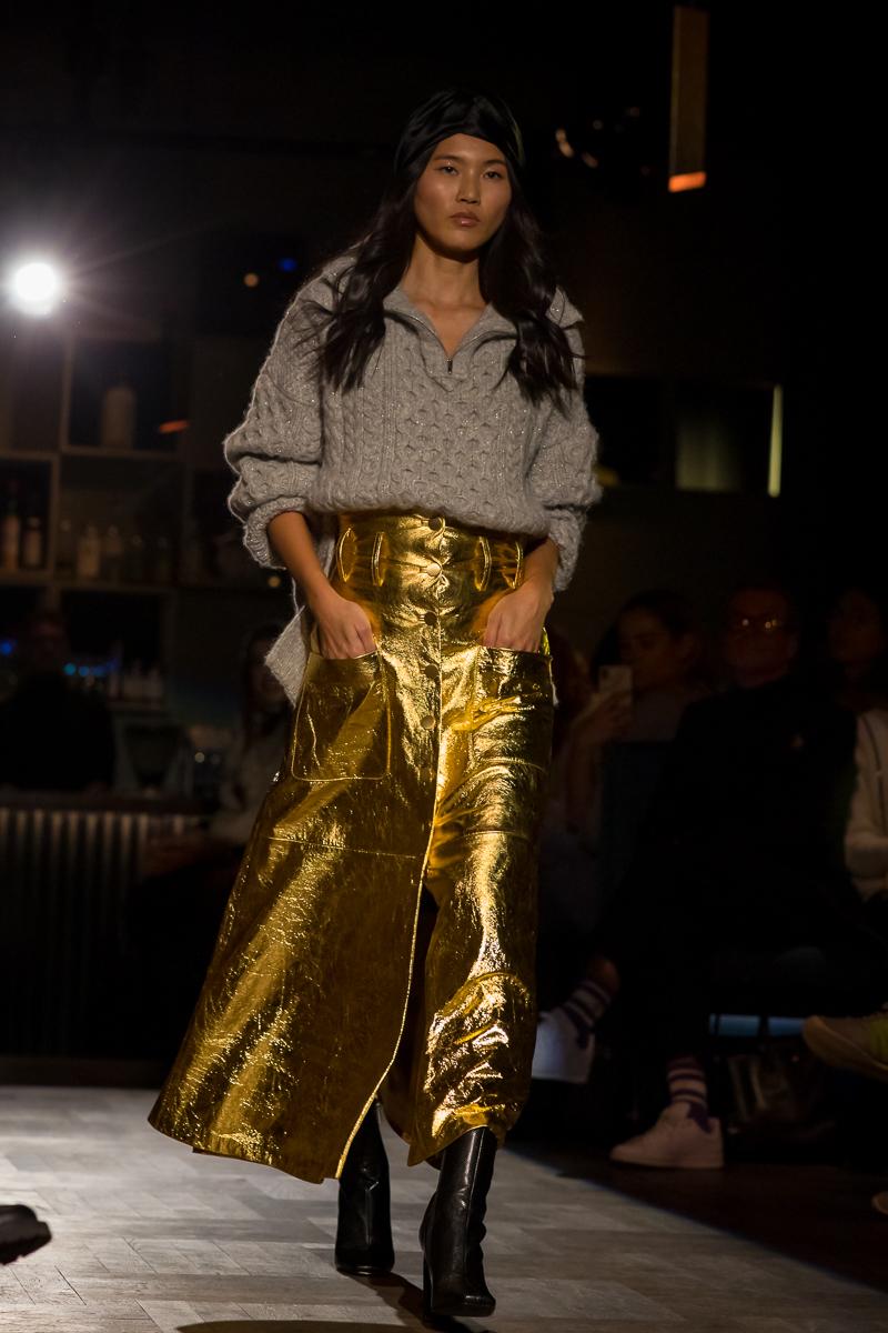 Boscana X Gitta Banko Herbst Winter 2020 Fashion Week