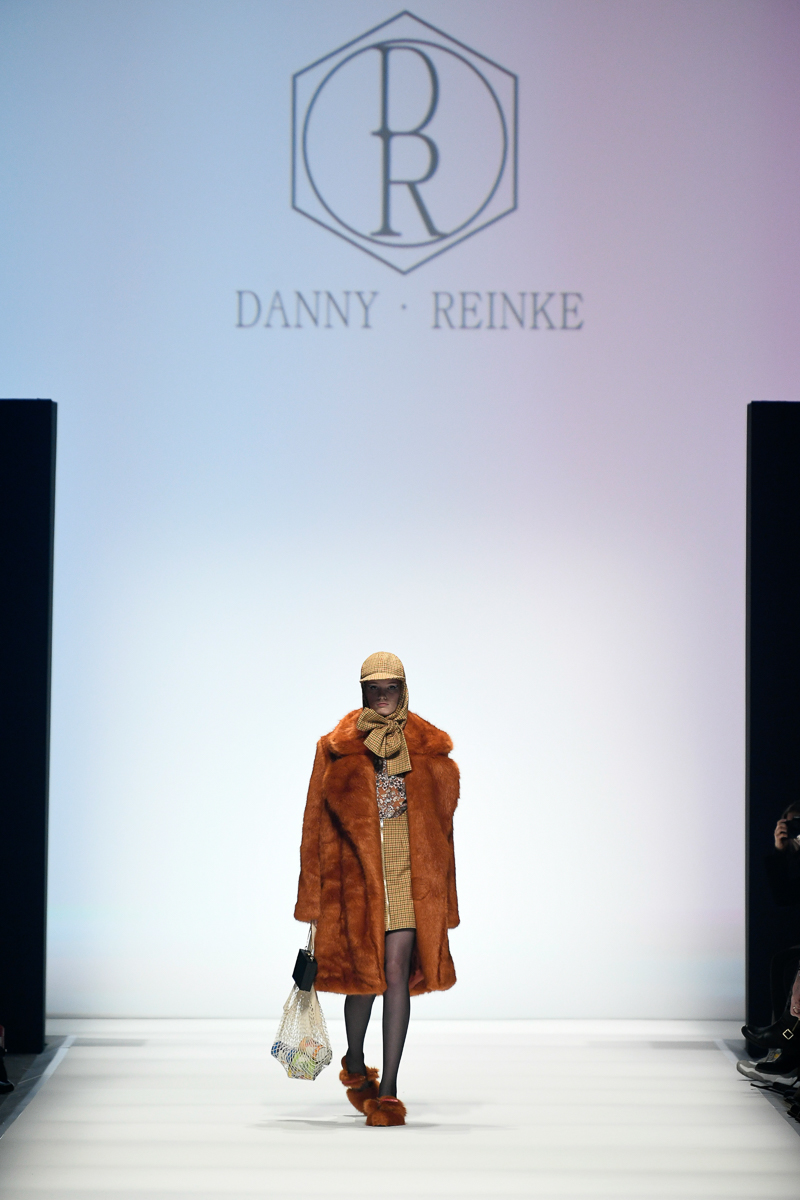 Danny Reinke Herbst Winter 2020 MBFW Berlin