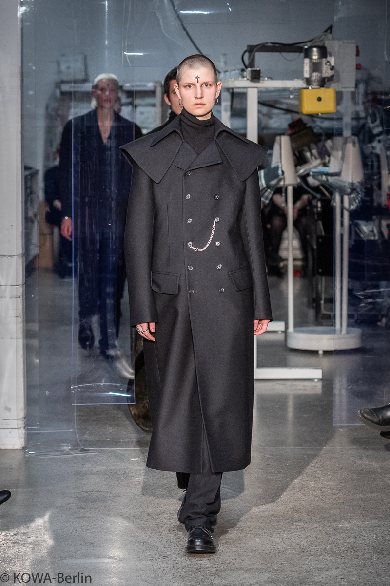 Richert Beil Herbst Winter 2020 / 2021 – Runway Show Utopia AW20/21