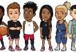 Jordan x Bitmoji-Kollektion – Sportbekleidung für Avatare von Snapchat