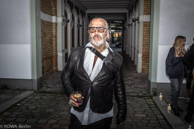 Fotograf Sven Marquardt x Brandstifter