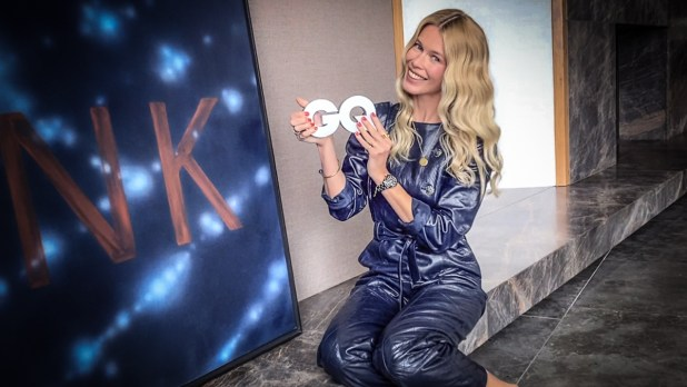 Claudia Schiffer GQ Men Of The Year-Awards 2020