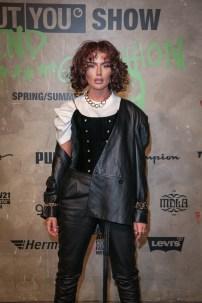 Singer Loredana AYFW 2021