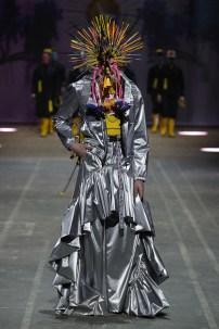 Mercedes-Benz Presents Tom Van Der Borght - Mercedes-Benz Fashion Week Berlin January 2021