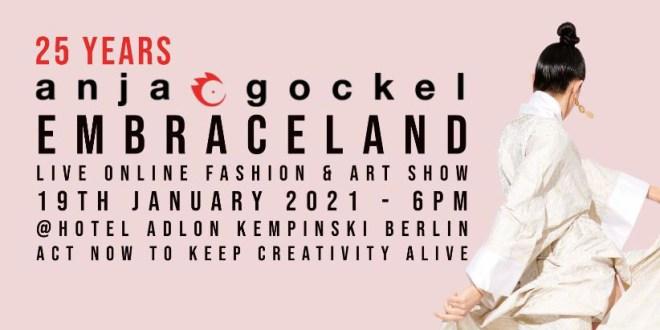 Anja Gockel Herbst Winter 2021/22 online Show