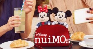 Disney nuiMOs Plüschfiguren