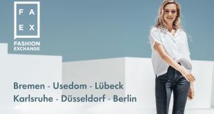FAEX Pop Up Store 2021 Berlin/ Düsseldorf/ Karlsruhe/ Lübeck/ Usedom/ Bremen
