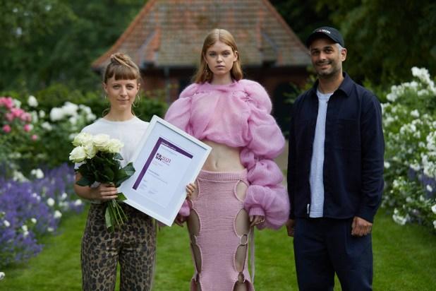 European Fashion Award FASH 2021 - Helena Wieser