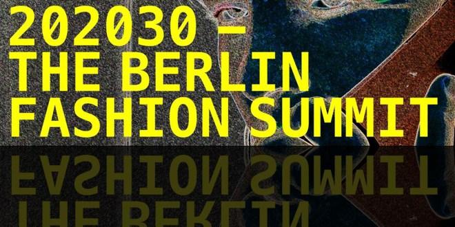 202030 - The Berlin Fashion Summit
