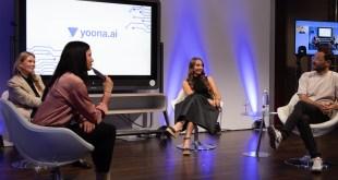 YOONA.AI Podiumsdisskusion und App Launch MBFW SS 22