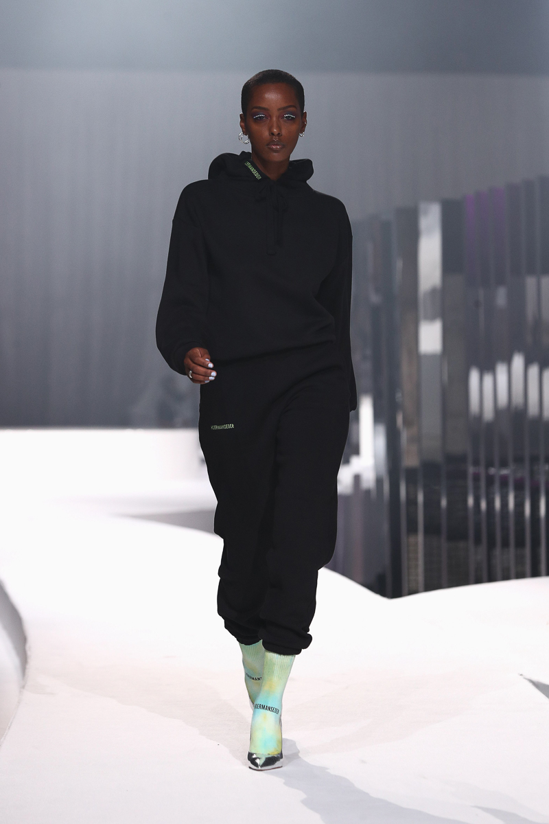 Hoermanseder x About You 2021 - AYFW Autumn Winter 21
