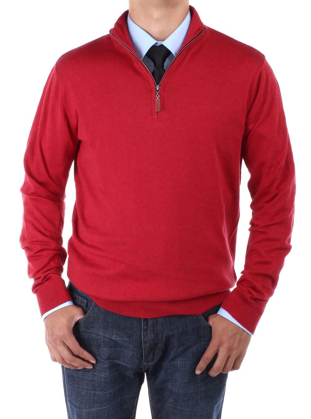 1 Tie Zip Sweater 4