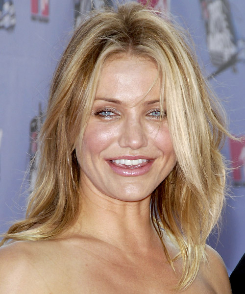 Cameron Diaz Hair Styles Fashion And Lifestyle Trends
