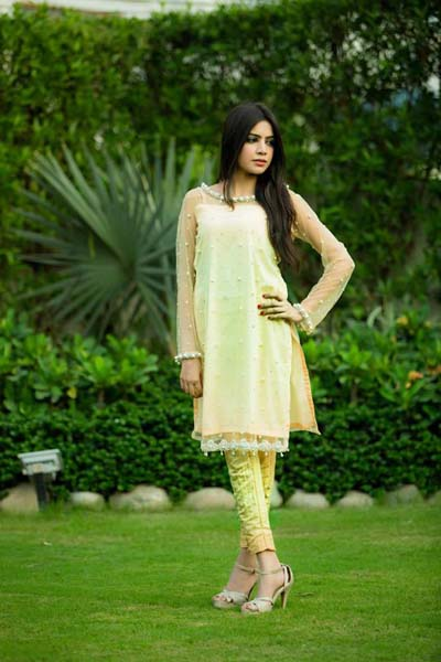 Yellow Dress Collection