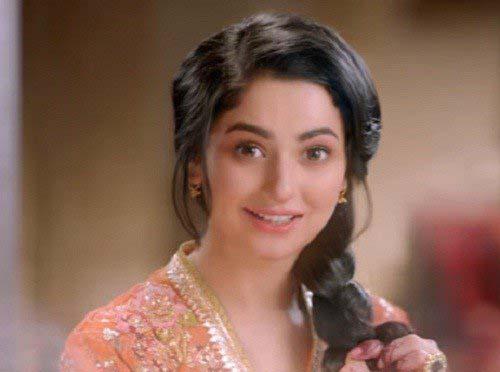 Hania Aamir New Hair Style In Sunsilks Latest Commercial