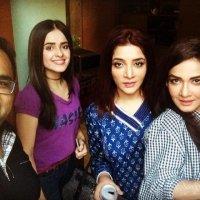 Pakistani Tv actress Farah Shah