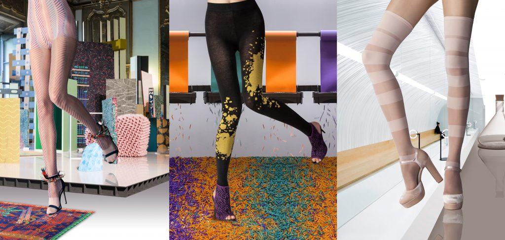 Invista Releases Legwear Trends Forecast For Autumn Winter 2018 19 Fashion Trendsetter
