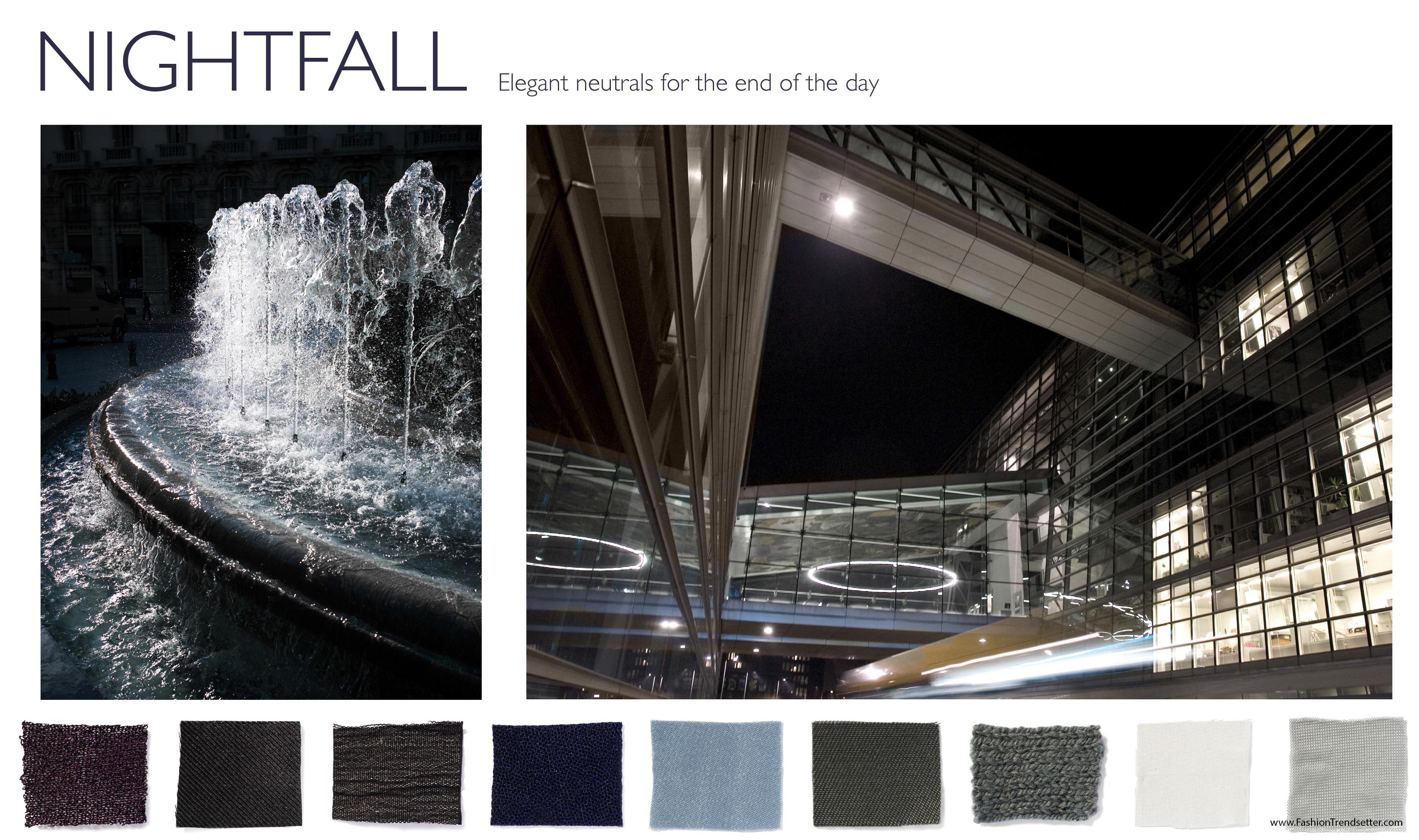 Lenzing Color Trends Autumn Winter 2019 2020 Fashion Trendsetter